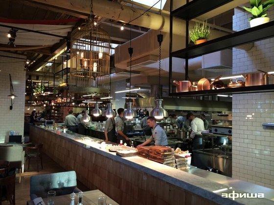 Ресторан Большая кухня - фотография 8