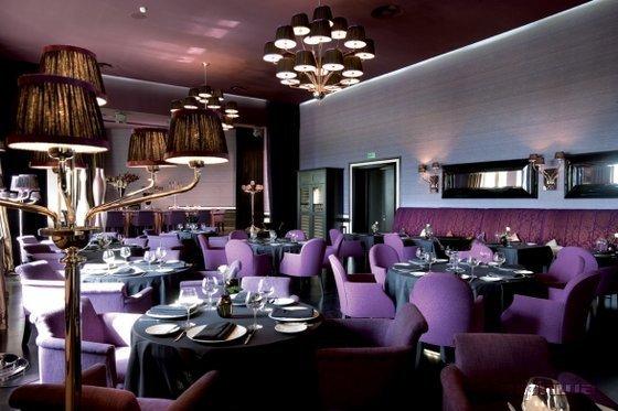 Ресторан Черная магнолия - фотография 2