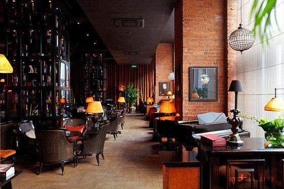 Ресторан Mandarin Combustible - фотография 1