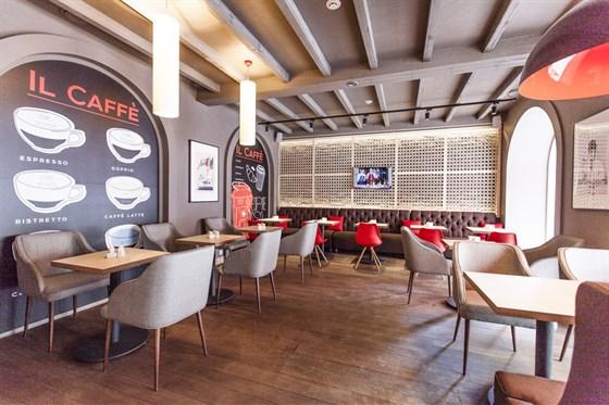 Ресторан La caffetteria - фотография 1