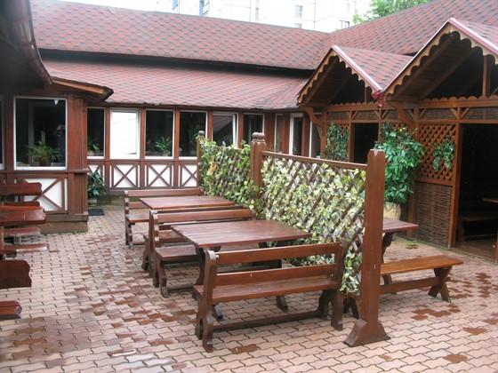 Ресторан Пицунда - фотография 5 - Ресторан Пицунда