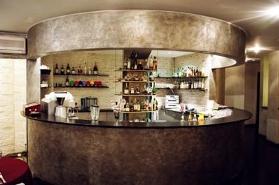 Ресторан Кэф - фотография 7 - Европейский зал - Бар