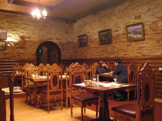 Ресторан Гурия - фотография 6