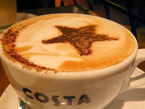 Ресторан Costa Coffee - фотография 1