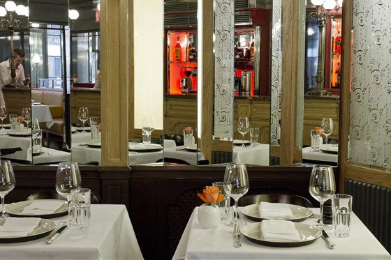 Ресторан Brasserie Мост - фотография 31