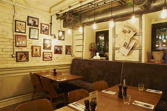 Ресторан Fornetto Bar & Pizza - фотография 14