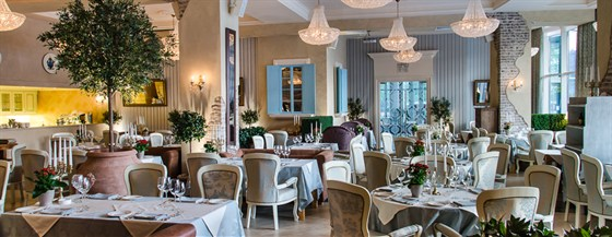 Ресторан La panorama - фотография 5