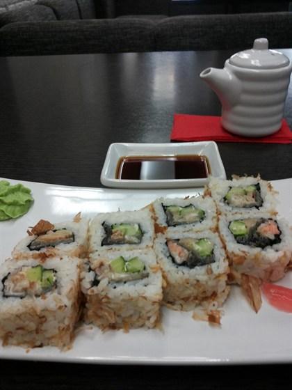 Ресторан То-сё - фотография 1 - Ролл Сальмон Скин