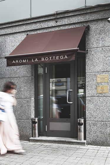 Ресторан Aromi la bottega - фотография 11