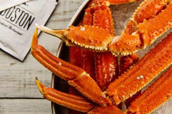 Ресторан Boston Seafood & Bar - фотография 2