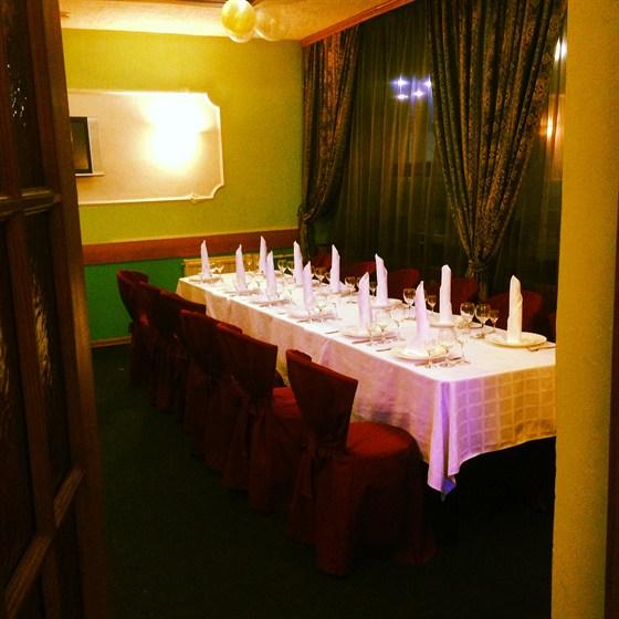 Ресторан 123 - фотография 12 - Малый зал