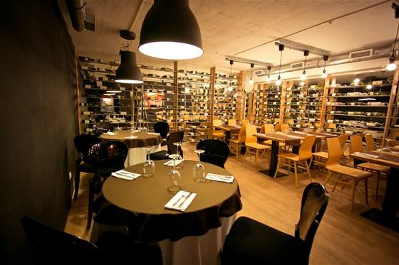 Ресторан Vinostudia - фотография 10