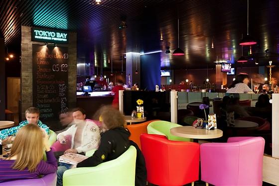 Ресторан Tokyo Bay - фотография 2 - Кофейня