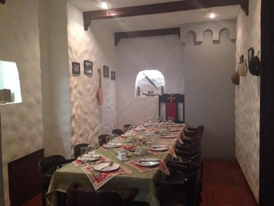 Ресторан Суп харчо - фотография 1 - Зал на 10-12 человек