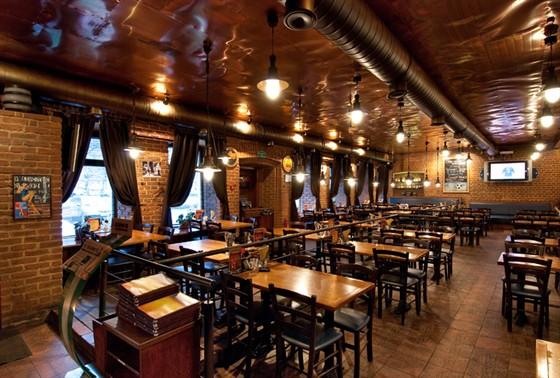 Ресторан Пробка - фотография 1