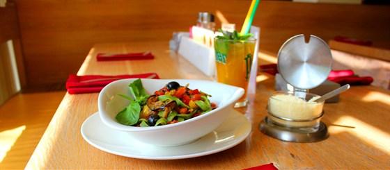 "Ресторан Vapiano - фотография 4 - Паста ""Меланцана"""