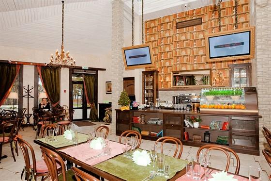 Ресторан Грин - фотография 5