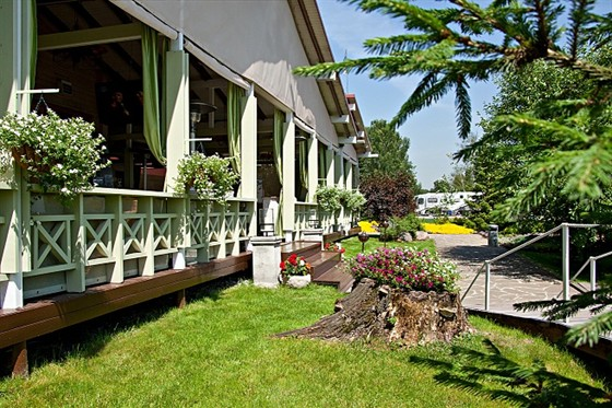 Ресторан Буревестник - фотография 18 - Ресторан Буревестник