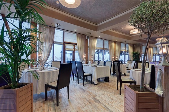 Ресторан River Lounge - фотография 7