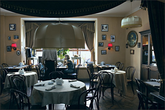 Ресторан У Покровских Ворот - фотография 2