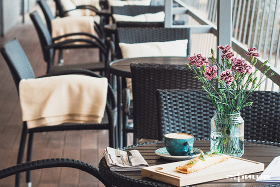 Ресторан Ribambelle Green - фотография 22