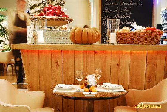 Ресторан White Café - фотография 13