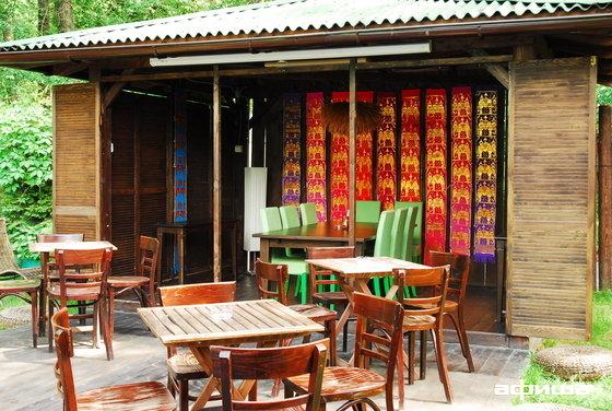 Ресторан Лебединое озеро - фотография 6