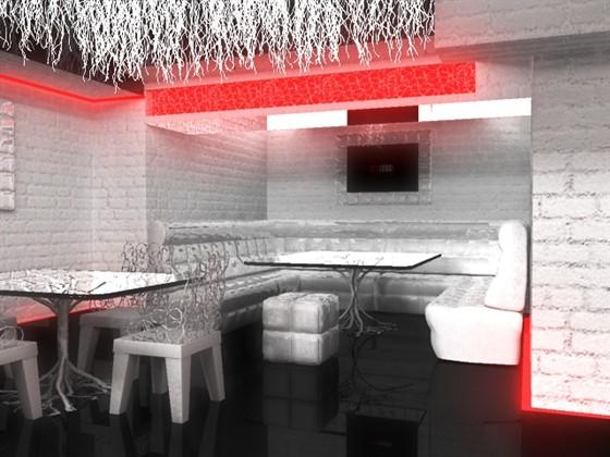Ресторан Dyxless - фотография 13 - Мягкая зона