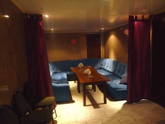 Ресторан Нефертити - фотография 1 - VIP-зал