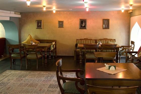 Ресторан Шафран - фотография 11
