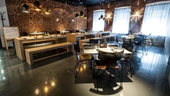 Ресторан Школа - фотография 1 - Конференц-зал