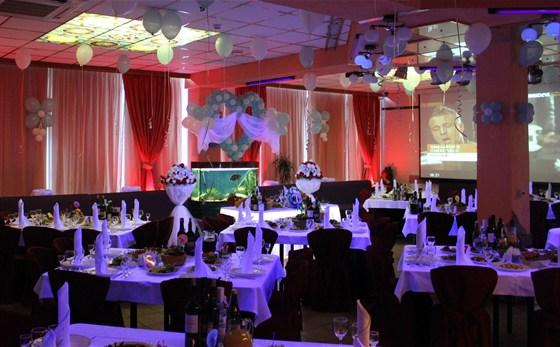 Ресторан 123 - фотография 1 - Большой зал