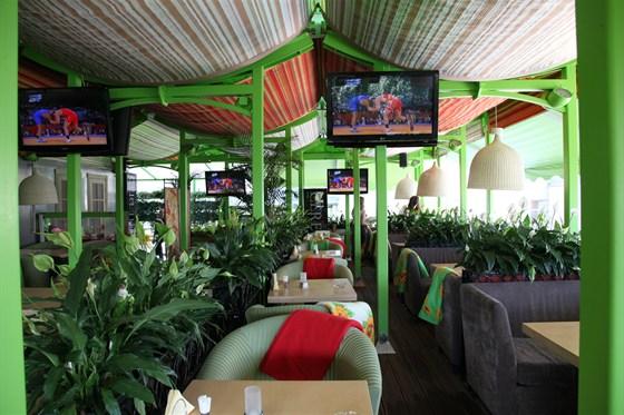 Ресторан Черетто - фотография 16 - Веранда