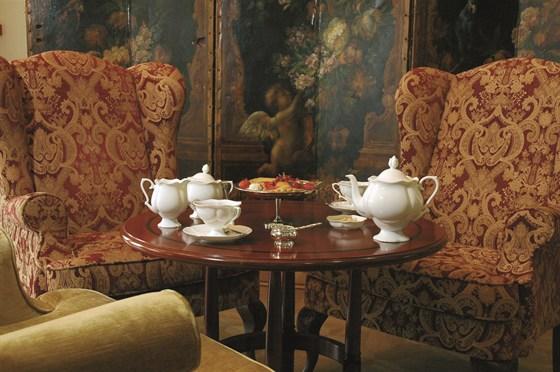 Ресторан Чайная комната - фотография 5