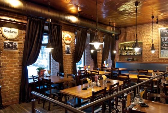 Ресторан Пробка - фотография 9