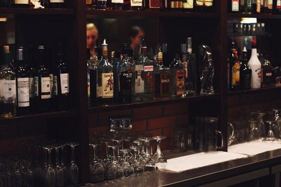 Ресторан Глиссада - фотография 8 - Бар