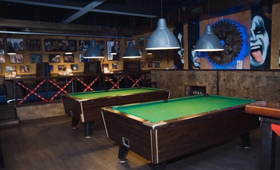 Ресторан Рок-бар - фотография 8