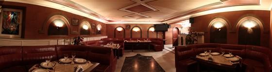 Ресторан Армения - фотография 7 - Средний зал