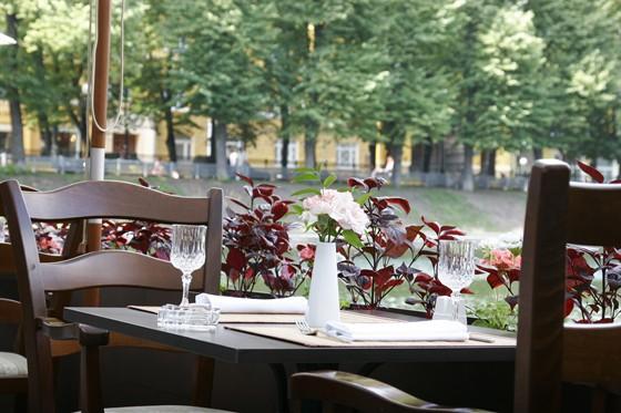 Ресторан Павильон - фотография 27