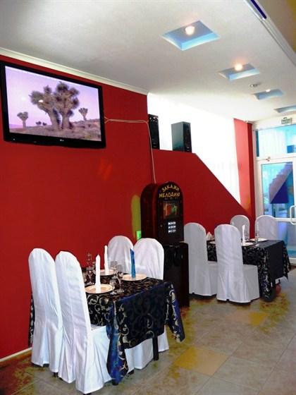 Ресторан Ковчег - фотография 11 - Малый зал