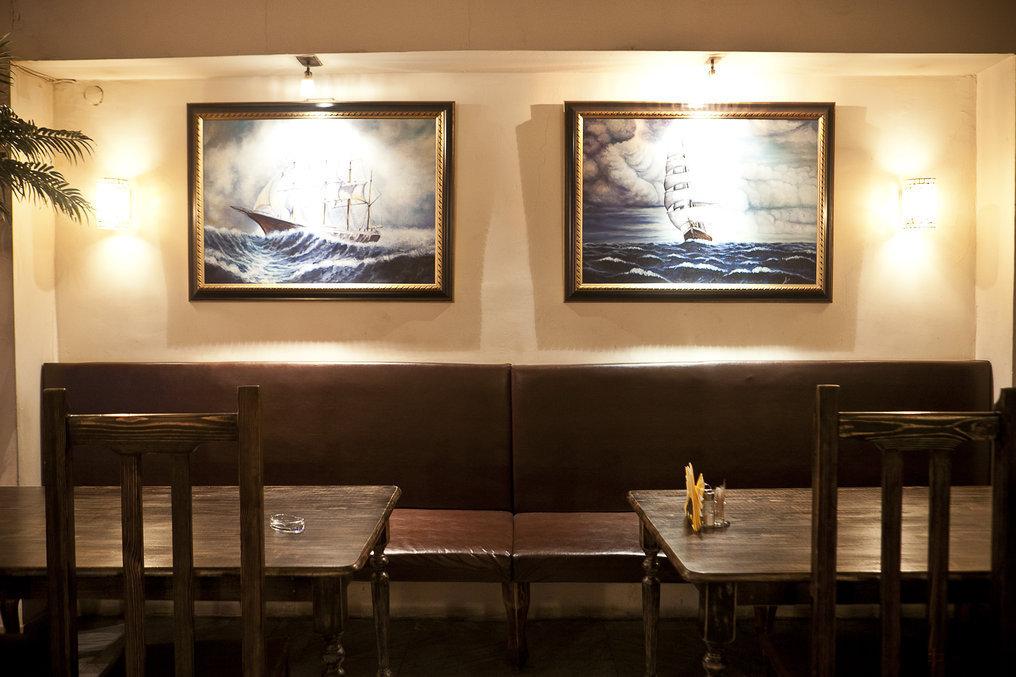Ресторан Méditerranée - фотография 4