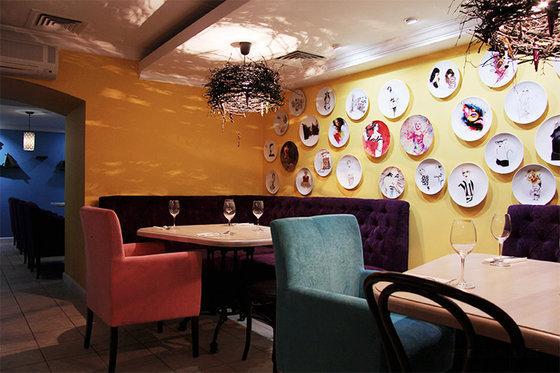 Ресторан Голубка - фотография 16