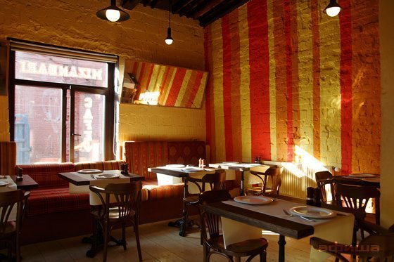 Ресторан Mizandari - фотография 7