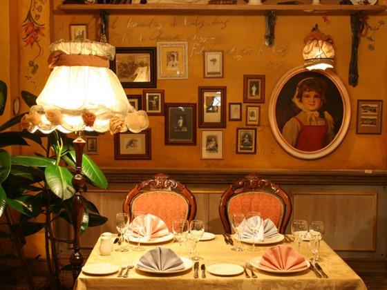 Ресторан Сударь - фотография 3 - зал Сударыня