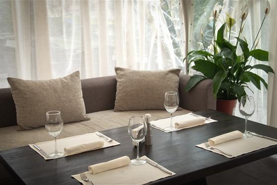 Ресторан Andiamo - фотография 29 - Летняя веранда