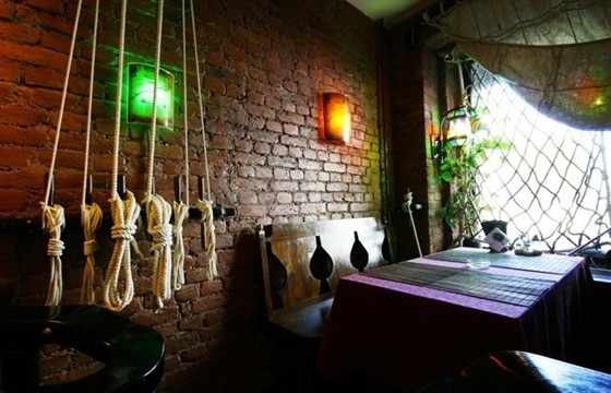 Ресторан Черная метка - фотография 2
