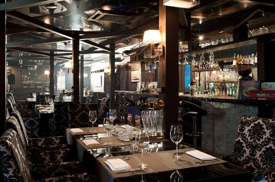 Ресторан Пятый океан - фотография 1 - Второй этаж