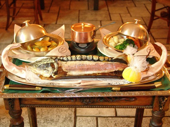Ресторан Пушкин - фотография 18