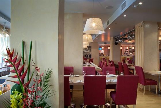 Ресторан Ардженто - фотография 4 - Кафе Ардженто Зона ресторана