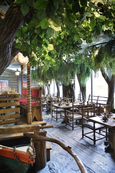 Ресторан На мельнице - фотография 8